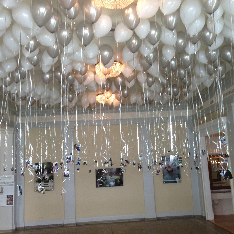 Balloon Ceiling